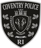 Coventry Police Department Patch
